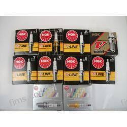 NGK V-Line 31 Świeca zapłonowa FORD Ka; ESCORT 1,3 EFI NGK,PTR5D-10,VL 31,VL31,V-Line 31,V-Line31, Kompletne zestawy