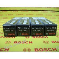 0242236571 BOSCH świeca zapłonowa Platin-Ir CNG/LPG-Gas FR7KI332S