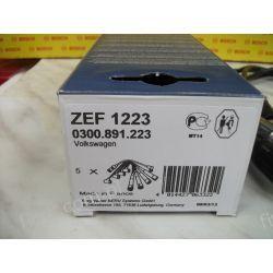 ZEF 1223 BERU przewody zapłonowe AUDI A4 1.6 74kw 95-00 ; VW PASSAT 1.6 74kw 96-00