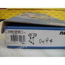 VKMA 05150 SKF zestaw napinacz + 2 rolki + pasek rozrządu Opel 1,4-1,6 [także 16V] -2000