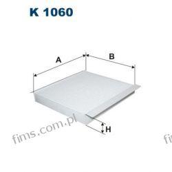 K1060 FILTRON FILTR KABINOWY Nissan Almera II N16 PRIMERA P12 27891BM401KE 40F1009  ADN12501 CU2345 LA119