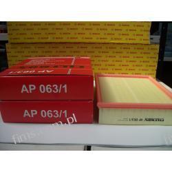 AP063/1 FILTRON FILTR POWIETRZA Audi A4 A6  SUPERB  PASSAT  8D0133843  058133843  C26168  1712640