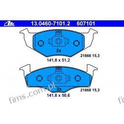 13.0460-7101.2 ATE KLOCKI HAMULCOWE VW POLO GOLF III IBIZA  PRZÓD  1H0698151B  GDB1306
