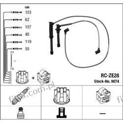 RC-ZE28 NGK przewody zapłonowe MAZDA 626,MX-6,Xedos 9 2.5 V6  RCZE28   ZE2818140  ZEF1002