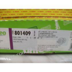 801409  VALEO sprzęgło kpl. 235mm IVECO DAILY 2.5D 3/90- 1904797  1908520  3000830001  3000951026  624043100