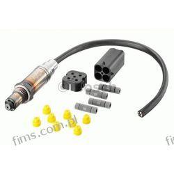 0258986507 Bosch sonda lambda uniwersalna z kpl. montażowym [4-przewodowa]; moc grzałki 12W; dolny potencjał: