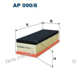 AP090/8 FILTRON FILTR POWIETRZA Citroen C5 C6 2.2HDI  Peugeot 407 2.2HDI  9658337880  1444.QY  C35140  A1340