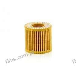HU6006z MANN  Filtr oleju  TOYOTA AURIS AVENSIS COROLLA VERSO YARIS  0415237010  04152B1010  04152YZZA7  OE685/3