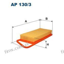 AP130/3 FILTRON FILTR POWIETRZA C1 C2 C3 NEMO FIESTA V  206 307 BIPPER AYGO  1.4HDI AP130/3   CAF100735P  LX1282  C3087/2