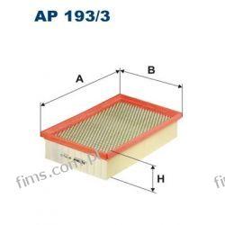 AP193/3 FILTRON FILTR POWIETRZA JAGUAR XK  8W839601AA  LX2671   Kompletne zestawy