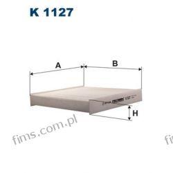 K1127 FILTRON FILTR POWIETRZA KABINOWY  PARTNER XSARA BERLINGO  K1127  6479A1  LA184   AH193 CU2245