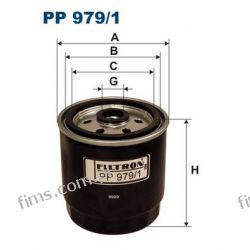 PP979/1 FILTRON FILTR PALIWA HYUNDAI ACCENT GETZ  3192217400  KC111   WK818/1   30F0522