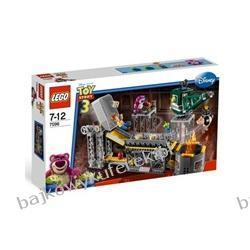 LEGO TOY STORY 7596 - UCIECZKA ZE ZGNIATARKI ŚMIECI