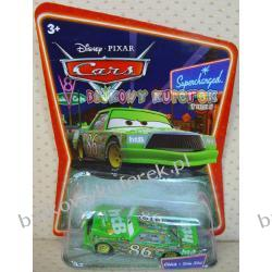 MARUCHA (org. CHICK) z bajki CARS produkcji DISNEY PIXAR, firmy MATTEL