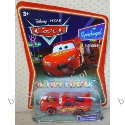 ZYGZAK z językiem (org. Tongue McQueen) z bajki CARS produkcji DISNEY PIXAR, firmy MATTEL