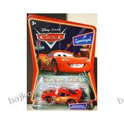 ZYGZAK z muchami na zębach - DISNEY PIXAR CARS firmy MATTEL