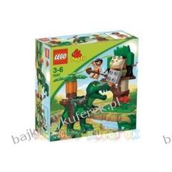 LEGO DUPLO 5597 - PUŁAPKA DINOZAURA