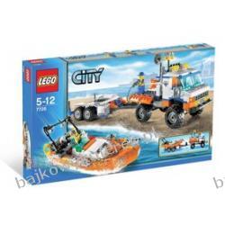 7726 LEGO CITY - STRAŻ NADBRZEŻNA