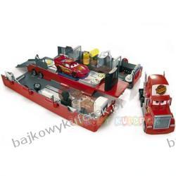 MANIEK MYJNIA (WARSZTAT) z bajki CARS, produkcja DISNEY PIXAR firmy MATTEL N2041