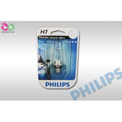 Żarówka Philips Xenon Blue Vision Ultra H7