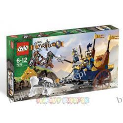 LEGO CASTLE 7078 - KRÓLEWSKI RYDWAN