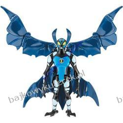 BEN 10 - ALIEN FORCE FIGURKA 15cm BIG CHILL BANDAI 27540