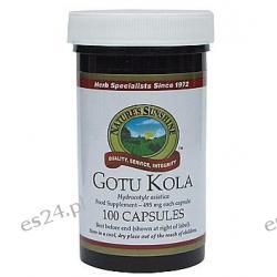 Gotu-Kola - pożywienie dla mózgu Preparaty