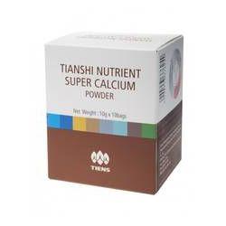 Biowapń dla dorosłych /Tianshi Nutrient Super Calcium Powder/ Oczyszczanie