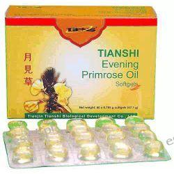 Olej z wiesiołka /Primrose Oil/ Preparaty
