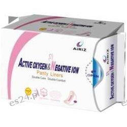 AiRiZ- Wkładki higieniczne z aktywnym tlenem i jonami ujemnymi Preparaty