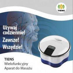 Aparat do masażu głowy (Pressure Lowering Device)- Nowa Generacja Oczyszczanie
