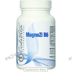 MagneZi B6 (90 tabletek) Oczyszczanie