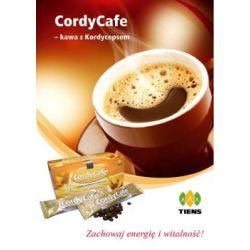 Kawa z Kordycepsem- Cordy Cafe Preparaty