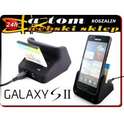 Stacja dokująca 2w1 Samsung Galaxy S2 Plus i9105