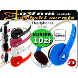 Słuchawki nauszne Samsung Galaxy Ace Mini 2 Gio Y