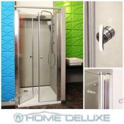 Drzwi prysznicowe wahadłowe Lavea  Kabiny i brodziki