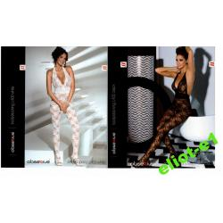 Bodystocking L400 Sex Bielizna Body Obsessive S/M