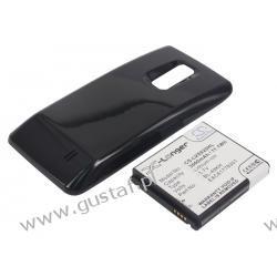 LG Spectrum VS920 4G LTE / BL-49KH 3000mAh 11.10Wh Li-Ion 3.7V powiększony czarny (Cameron Sino)