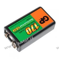 Akumulator GP 6F22 170mAh 9.6V Ni-MH