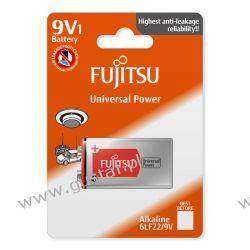 1 x Fujitsu Universal Power 6LR61/9V (blister)