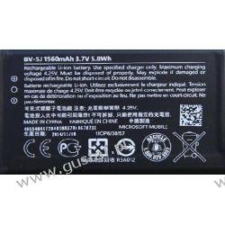 Nokia Microsoft Lumia 435 / BV-5J 1560mAh 5.8Wh Li-Polymer 3.7V (oryginalny) Telefony i Akcesoria