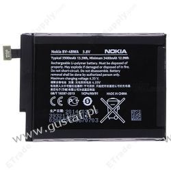 Nokia Lumia 1320 / BV-4BWA 3500mAh 13.3Wh Li-Polymer 3.8V (oryginalny) Telefony i Akcesoria