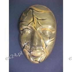 maska - pełna - gipsowa