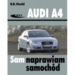 AUDI A4 B6 / B7 2000-2007 SAM NAPRAWIAM KSIĄŻKA