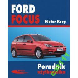 Ford Focus 1998- 2004 poradnik użytkownika książka