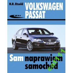 Passat B6 VW od III 2005 - Sam naprawiam - książka