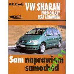 Volkswagen Sharan, Ford Galaxy, Seat Alhambra NOWA