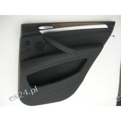 BMW X5 E70 tapicerka boczek prawy tył idealny