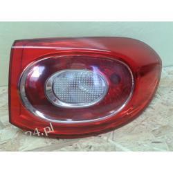 VW Tiguan prawa kompletna lampa tył Oryginał
