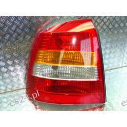 Lewa lampa tył Oryginał do Opel Astra II